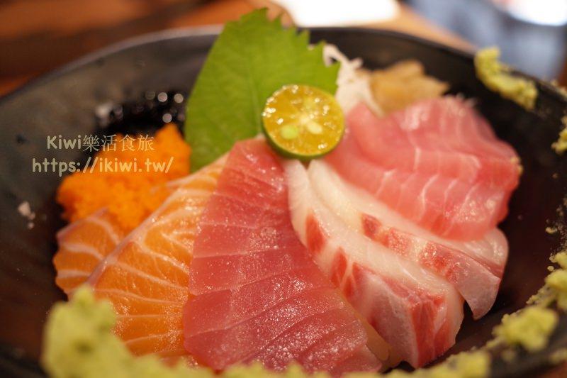 台中美食|桀壽司日本料理 平價美食超鮮生魚片 新光店
