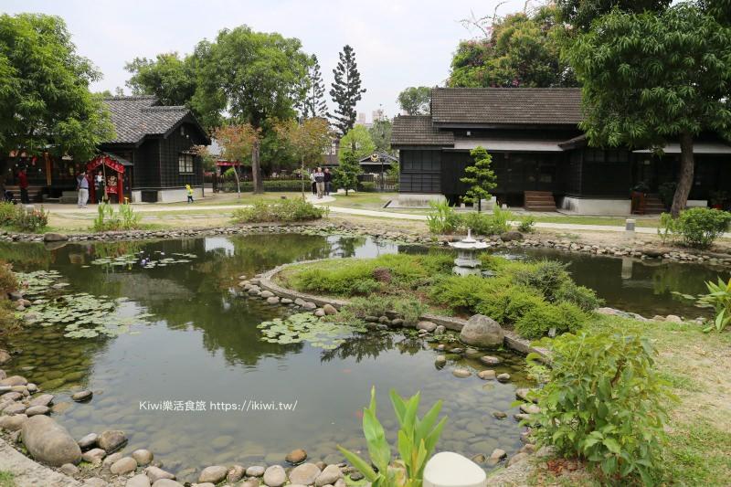 嘉義檜意森活村|阿里山林業史館、所長宿舍,竄流在林業村全台日式最大宿舍群裡
