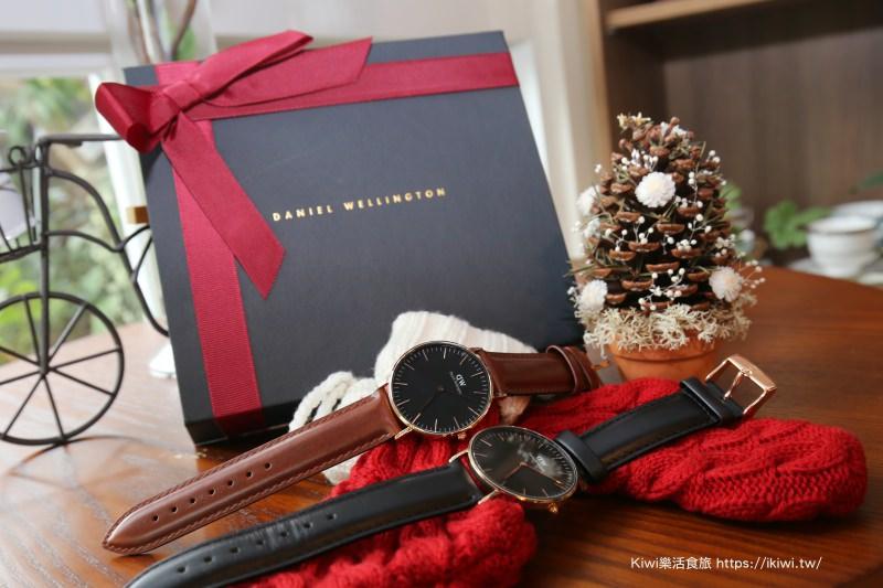 DW手錶禮盒推薦 Daniel Wellington 12月聖誕節活動限定錶款送錶帶,輸入折扣碼下殺85折!