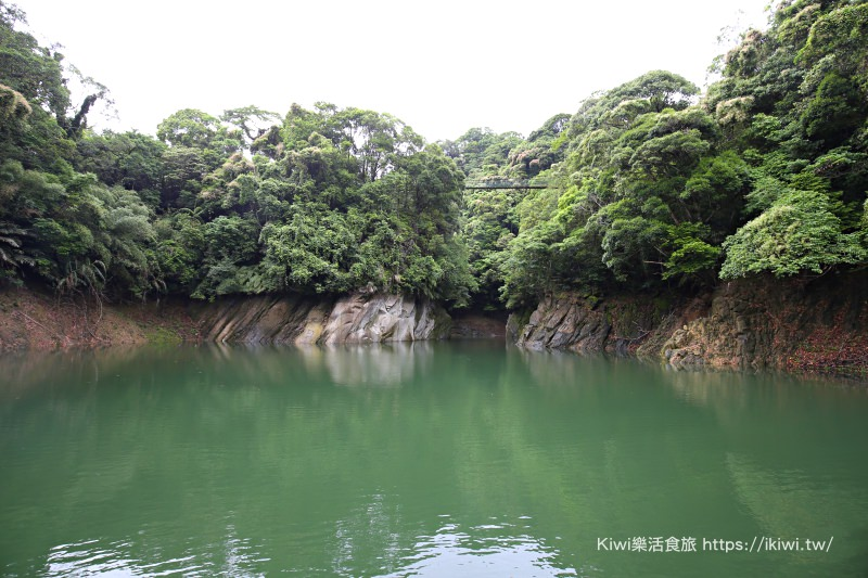 桃園景點|石門水庫環湖 阿姆坪生態園區,小長江石秀灣景色如畫