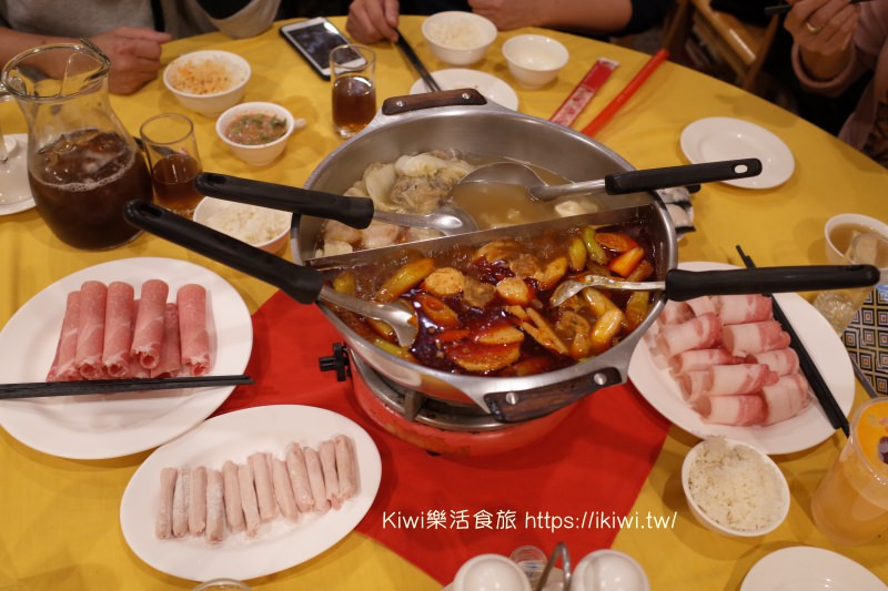 彰化火鍋推薦|張記麻辣火鍋 酸菜白肉鍋 彰化老店