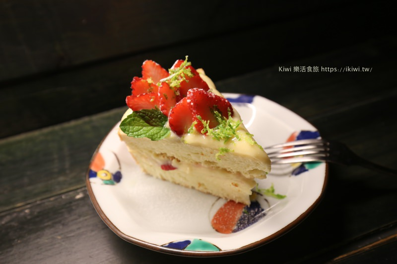 嘉義甜點推薦|屋子裡有甜點 走進日式印刷廠老屋吃甜點!近文化夜市下午茶推薦