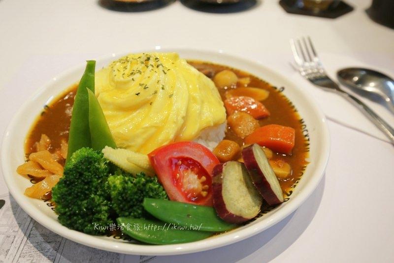 台中咖哩推薦|西屯Home28 curry咖哩專賣店 旋轉蛋包飯超華麗、充滿溫度的小店