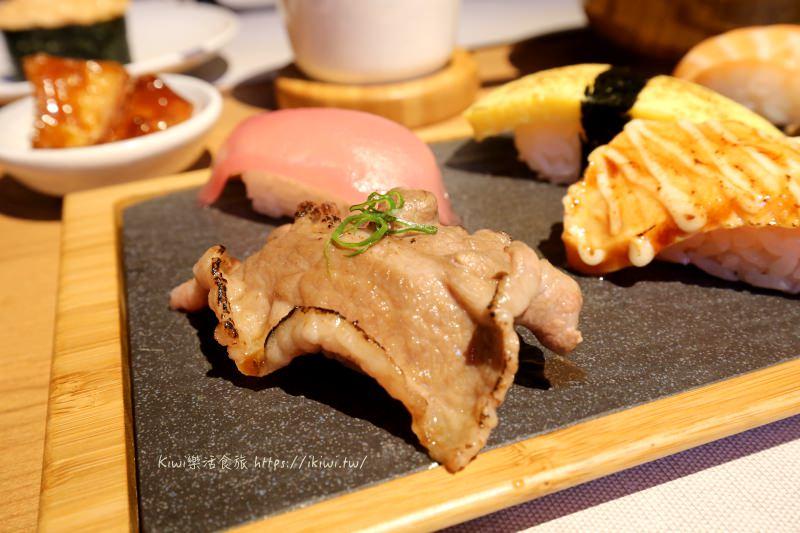 台中公益路美食|台中一笈壽司 輕井澤品牌 平價美食推薦卷壽司/握壽司套餐