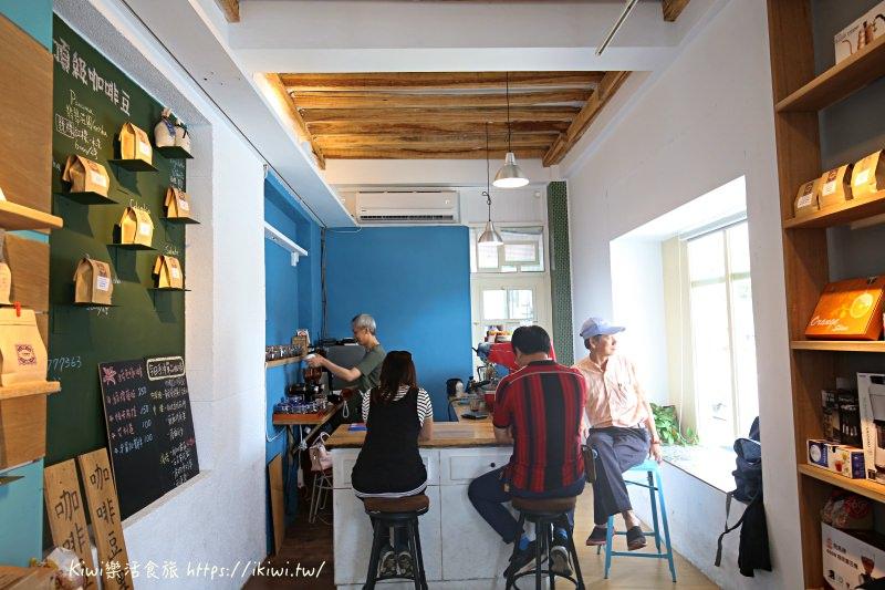 嘉義咖啡推薦|花磚咖啡。淺嚐館 手沖咖啡 午茶饗宴 頂級咖啡豆,掛耳咖啡包推薦