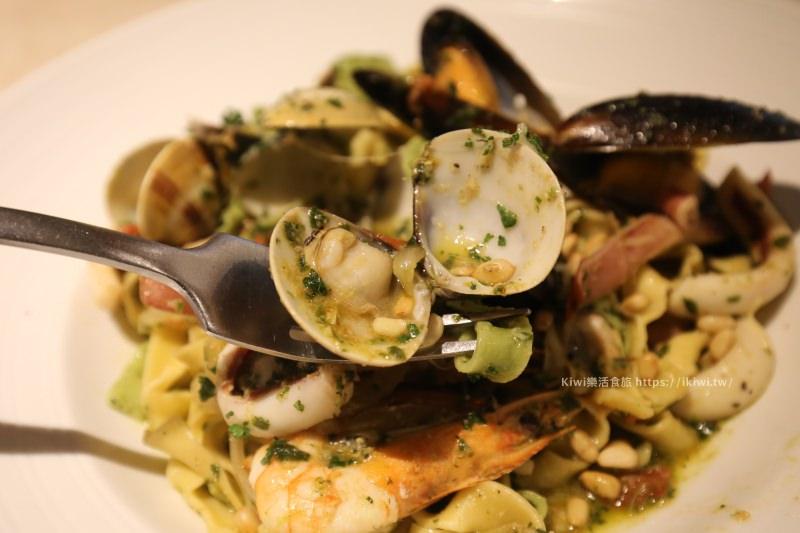 小義大利莊園Little Italy 義大利麵|台中美術館餐廳,適合多人分食、親子的異國料理