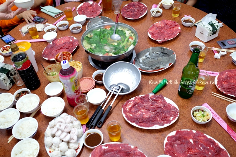花壇火鍋推薦|彰化火鍋排隊美食 廣東汕頭沙茶牛肉 花壇巷弄裡的美味