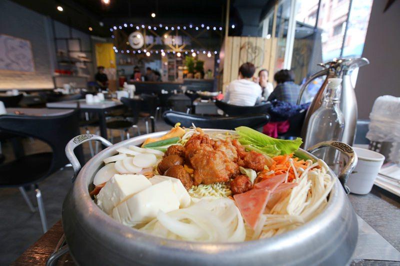 員林O八韓食新潮流|員林韓式料理推薦新菜色,咖哩部隊鍋、海鮮煎餅、鬼爪肋排石鍋拌飯、午間超值套餐