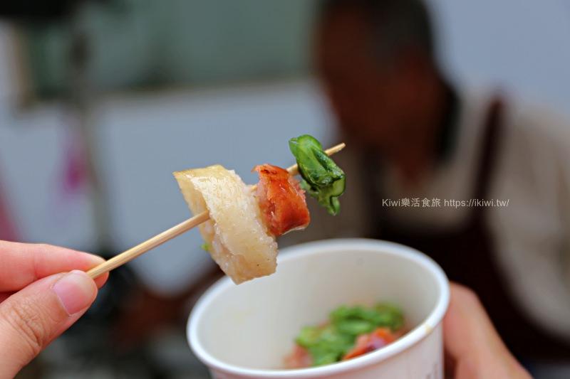彰化市無名香腸攤炭烤黑輪伯|彰化隱藏版銅板美食,在地人推薦現烤黑輪、香腸、米腸!