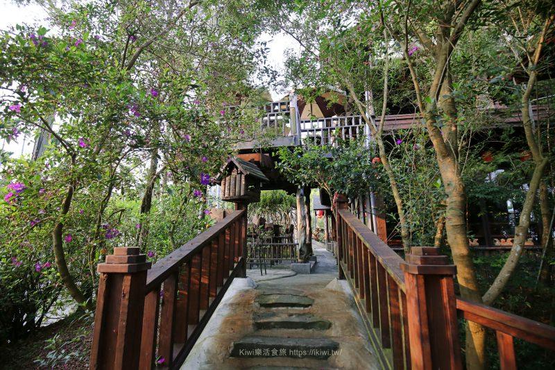 南投仙徠山莊|國姓景觀餐廳推薦。隱藏版山中花園,海拔700公尺有提供餐點、露營區