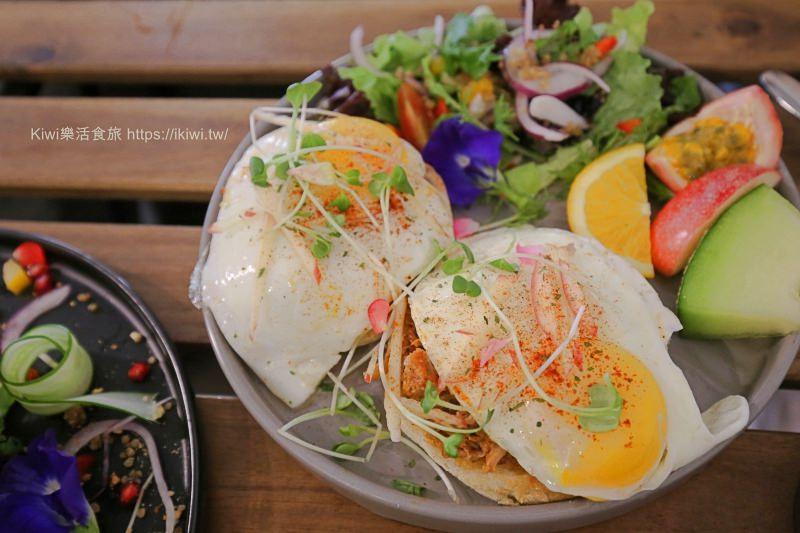 遇,假日MELB & CO.|彰化市早午餐推薦,澳式早午餐,擺盤精緻視覺效果超好
