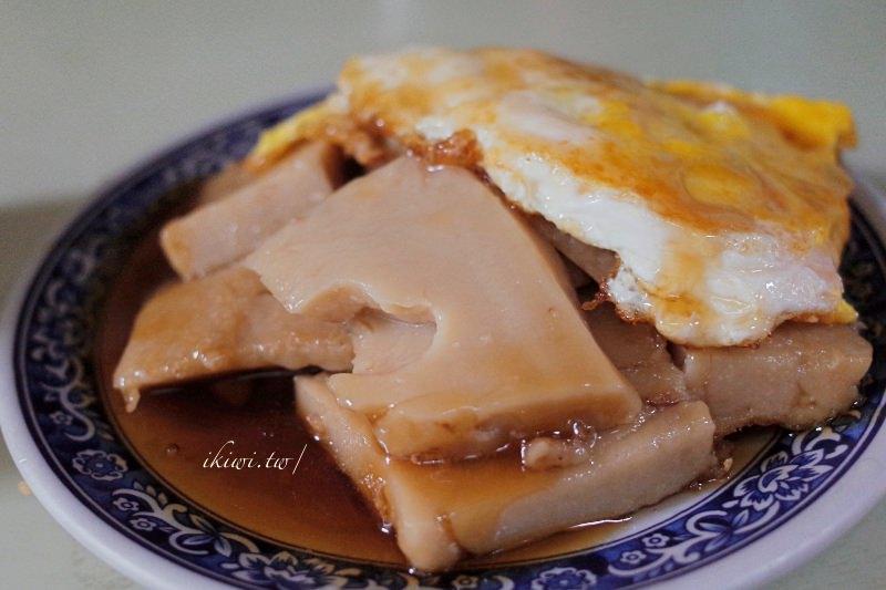 嘉義東門火婆煎粿|嘉義東環附近美食,嘉義老店美食推薦油蔥粿好綿密,老味道