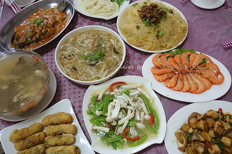 嘉義東石田媽媽采風味館|媽媽家常料理,樸實簡單的好滋味