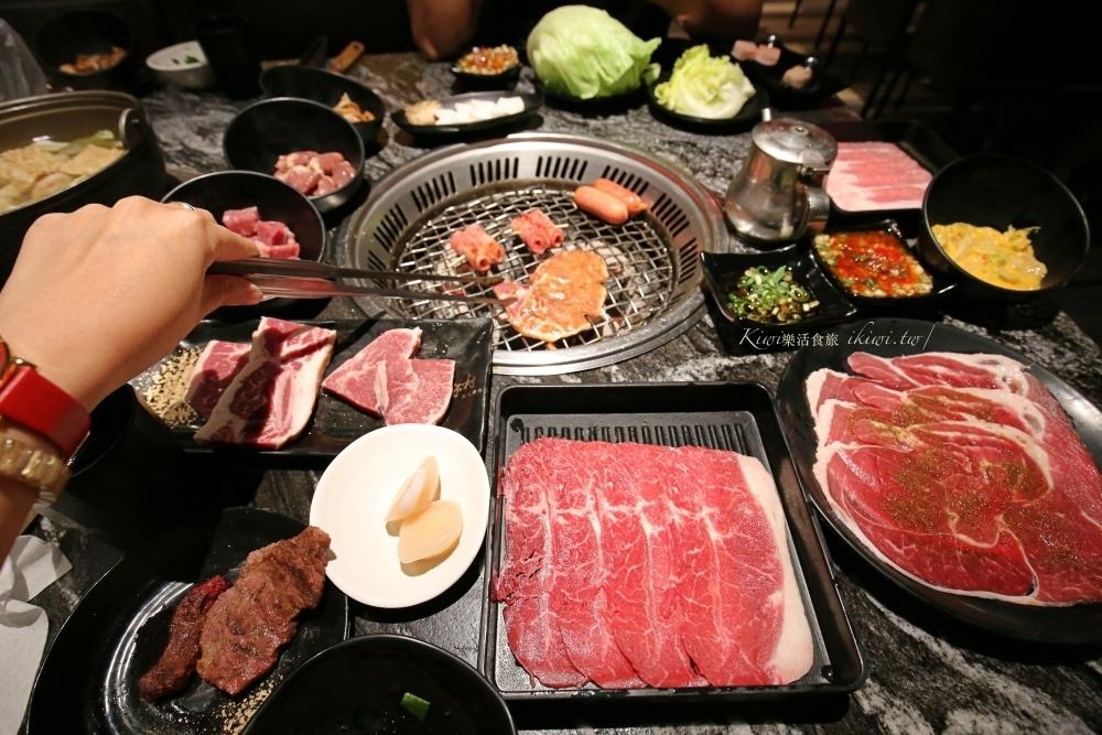 台南野村日式碳烤燒肉永大店|百道燒肉料理,燒肉火鍋吃到飽餐廳