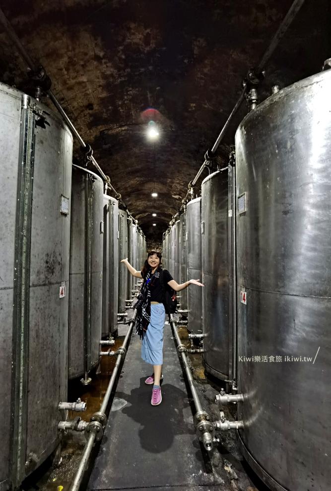 馬祖南竿八八坑道|南竿必訪觀光景點,瀰漫陳年老酒香,酒窖裡網美景點,馬祖自由行必訪