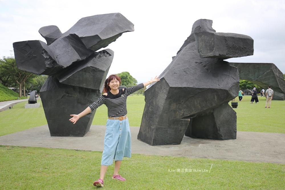 朱銘美術館|新北金山景點推薦戶外大型美術館,大自然藝術美學結合,親子旅行最佳去處