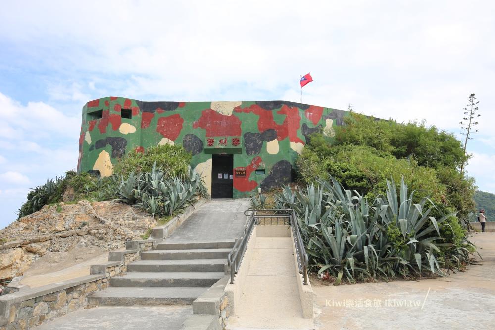 馬祖南竿勝利堡|南竿島01據點 馬祖戰地文化博物館概念館,探險碉堡,網美打卡景點