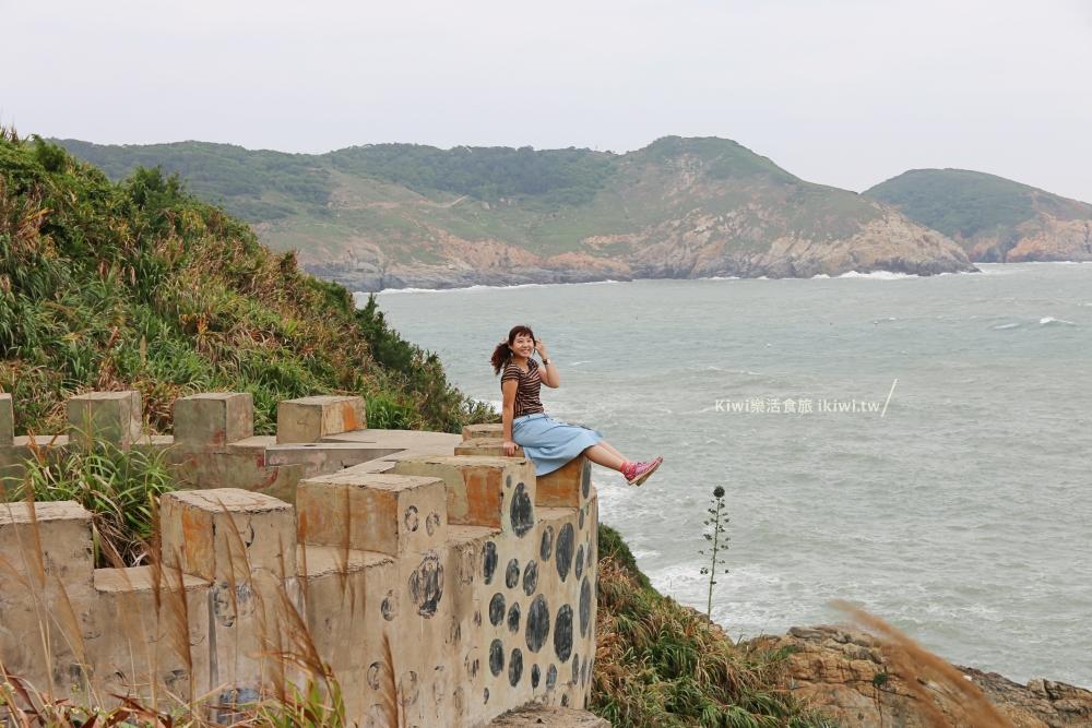 北竿私房景點|海岸城堡,猶如中古世紀城堡佇立海上的絕美風景,馬祖人帶路網美景點搶拍