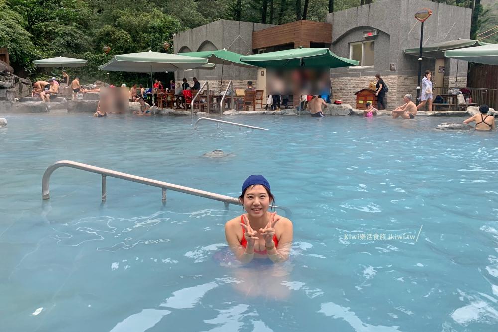 宜蘭鳩之澤溫泉由來