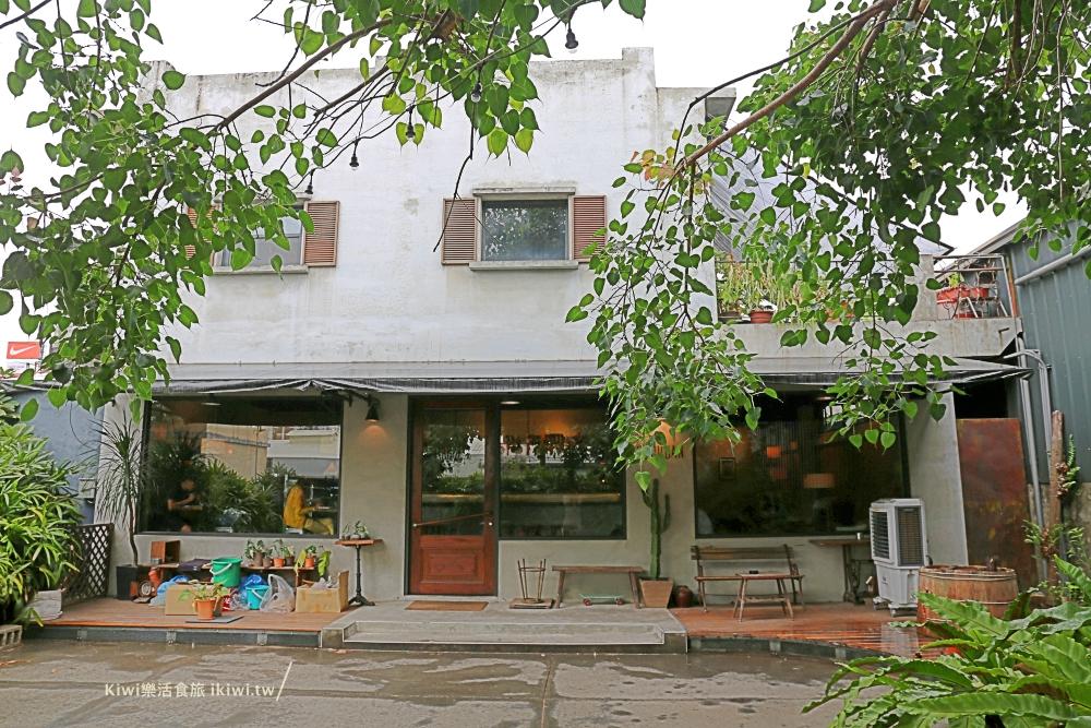 虎尾後院老宅咖啡館