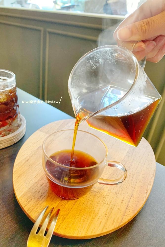 台中珘墨Weekend coffee單品咖啡