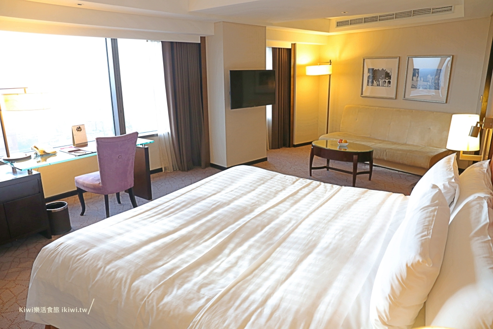 台南香格里拉遠東國際大飯店火車站旁住宿推薦