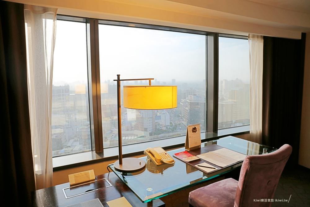 台南香格里拉遠東國際大飯店市景夜景都漂亮