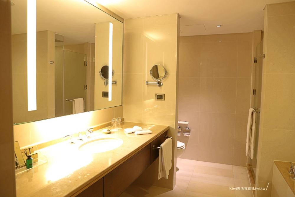 台南香格里拉遠東國際大飯店乾濕分離