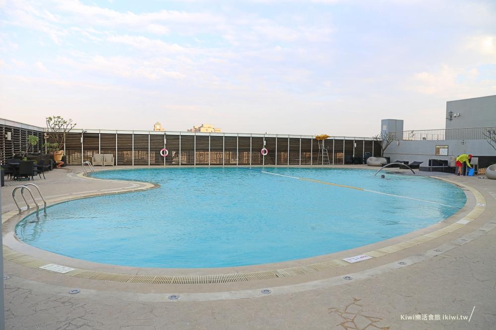 台南香格里拉遠東國際大飯店房客免費泳池