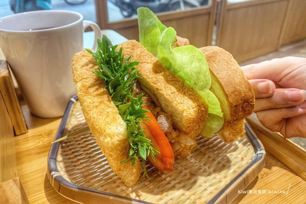 彰化丹雲早午餐丹麥土司咖哩飯