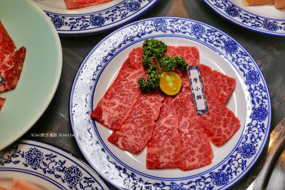 台中墨妃家台中超厲害燒肉推薦墨妃家台中美食推薦唯一乾式熟成牛肉kiwi樂活食旅
