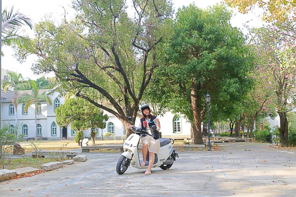 ZOCHA Gogoro 租機車|台南租機車推薦,來趟台南府城三天文化之旅吧!