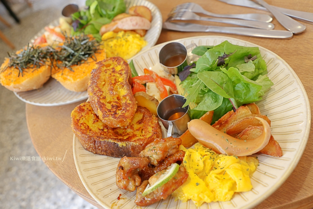 台中美食小家山食早午餐Kiwi樂活食旅推薦