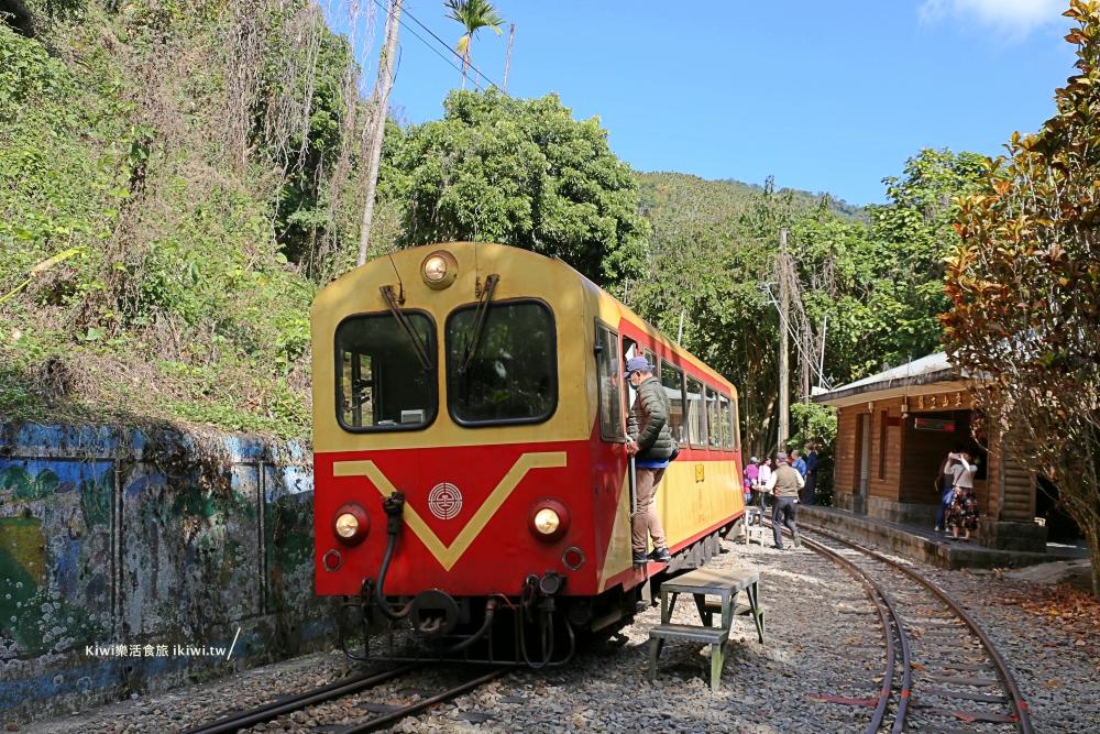 嘉義景點獨立山車站|來竹崎追阿里山森鐵漫步山城,森鐵旁品嚐在地愛玉