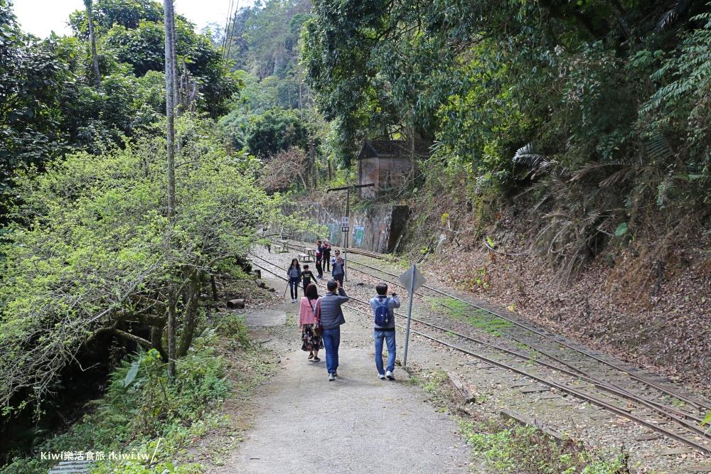 嘉義竹崎景點阿里山鐵道獨立山車站