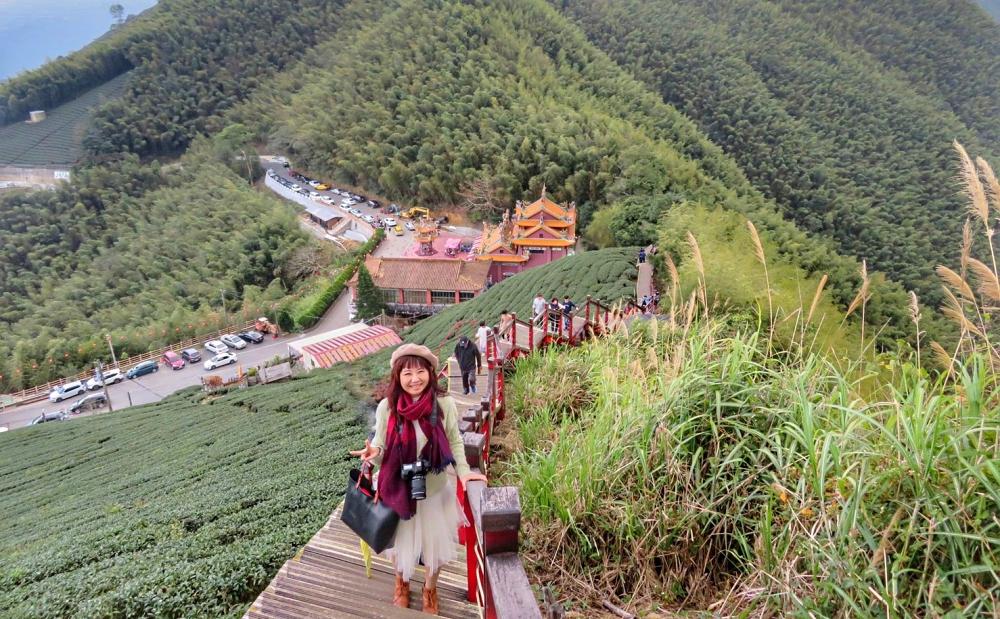 嘉義梅山景點推薦二尖山步道景點推薦kiwi樂活食旅