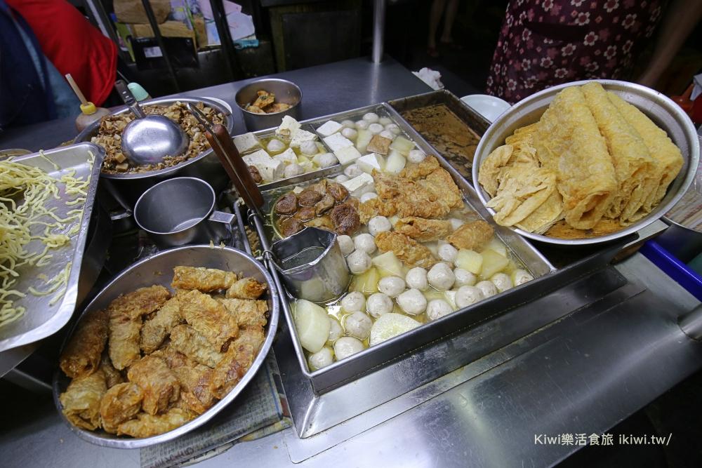 彰化市素食推薦林家素食百年素食藥膳湯乾麵什錦麵人情味