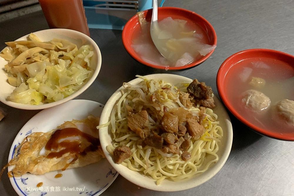 彰化市東興旅遊爌肉飯(大奶爌肉飯)推薦|彰化市宵夜美食,銅板美食,來點碗拉仔麵、湯
