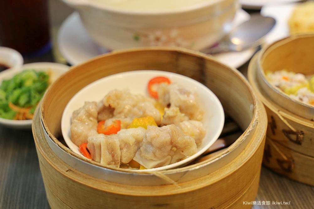 台中美食港式餐廳金寶茶餐廳館前店科博館周邊美食鼓汁蒸排骨
