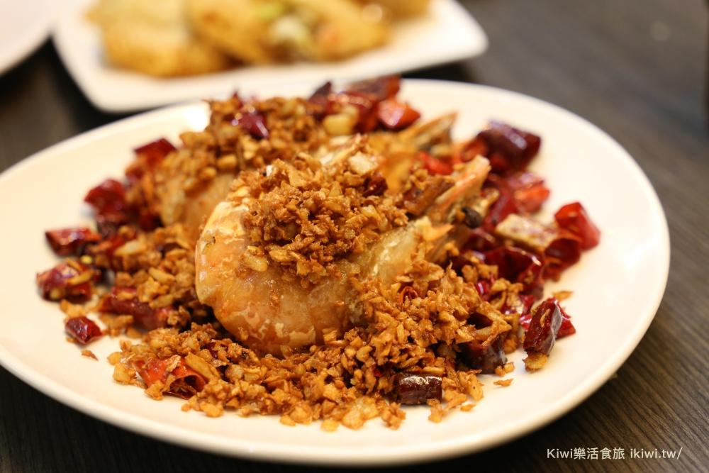 中美食港式餐廳金寶茶餐廳館前店科博館周邊美食避風塘蝦