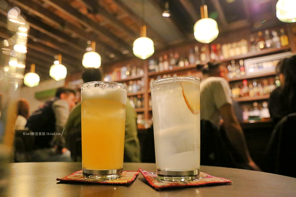 台南特色酒吧|赤崁中藥行,來台南老宅的中藥房喝杯調飲吧!台南第一家琴酒吧,近赤崁樓旁