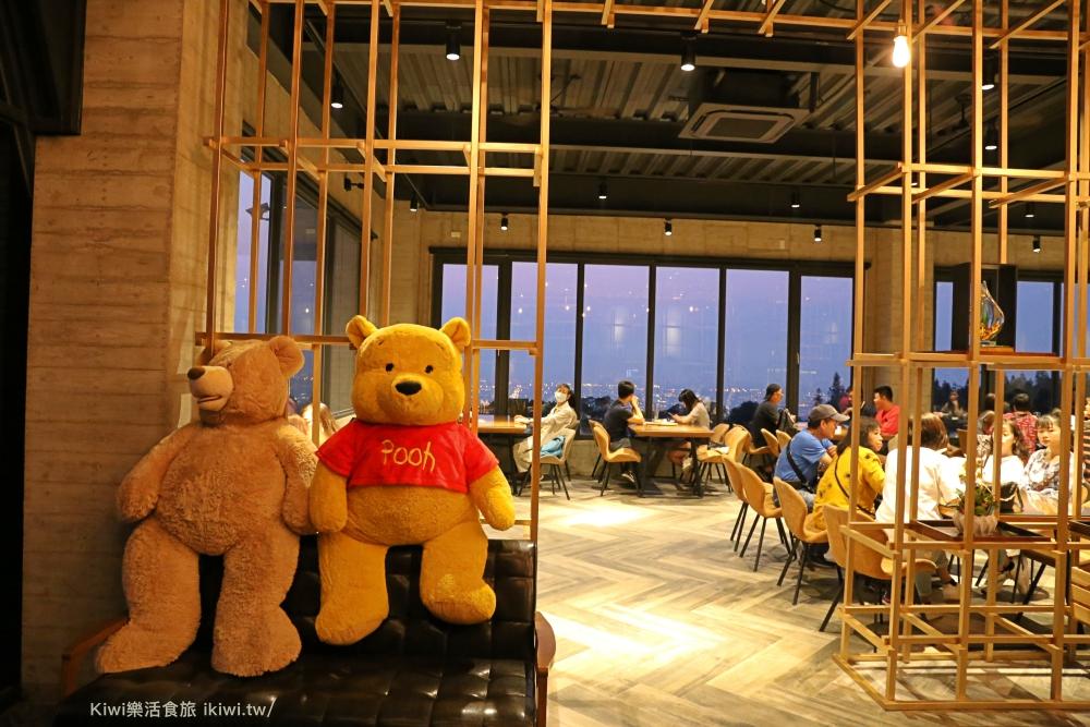 沙鹿黑森林景觀咖啡台中景觀餐廳推薦IG網美打卡熱點