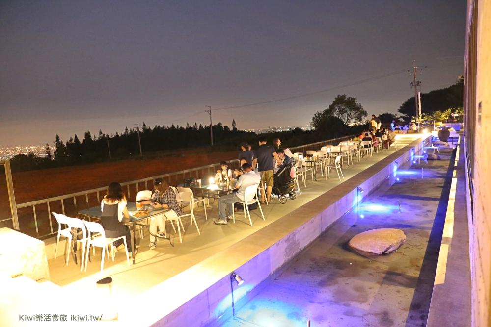 沙鹿黑森林景觀咖啡台中景觀餐廳推薦IG網美打卡熱點夜店風