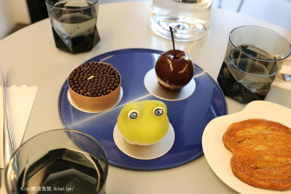 CJSJ法式甜點創意店|台中西區甜點,來自法國米其林三星主廚的甜點,近勤美綠園道周邊美食