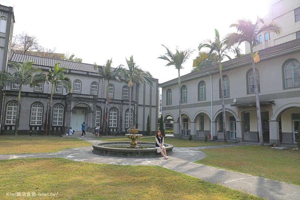 台南百年景點神學院|一把青電視劇場景,台灣基督長老教會南神神學院,網美打卡景點