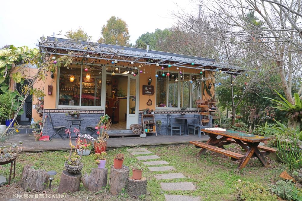 南投望鄉嵐卡咖啡屋|有緣人才喝得到的咖啡,隱藏版信義下午茶