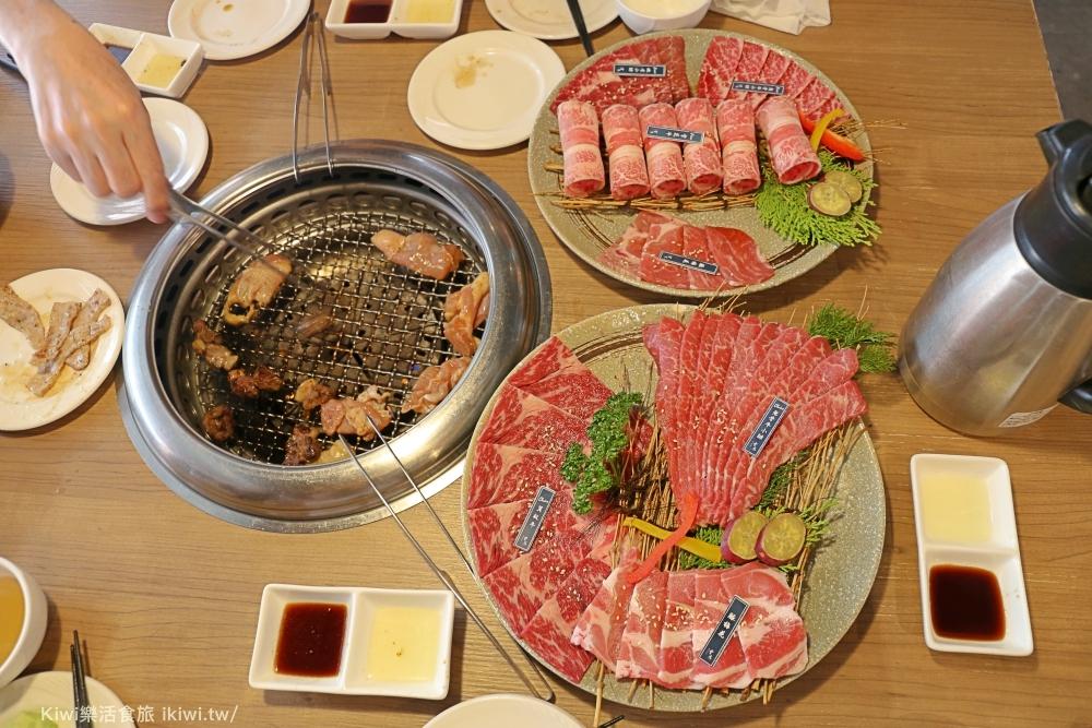 台中西屯區雲火日式燒肉|台中燒肉套餐推薦雙人套餐、三人套餐,壽星優惠