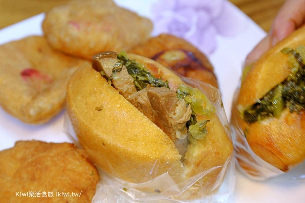 阿貞炸饅頭 另類的台式漢堡|彰化市銅板小吃,下午茶點心辦公室必備美食,彰化名店推一枚!