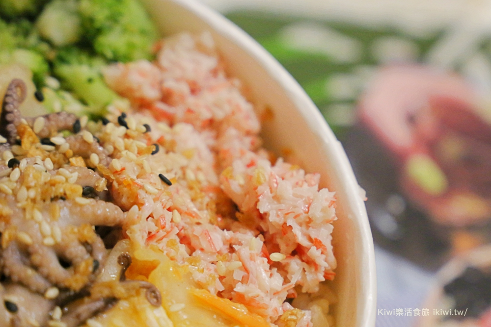 A-NiniPoke夏威夷輕食.彰化輕食餐盒.kiwi樂活食旅彰化在地達人推薦彰化美食外帶便當