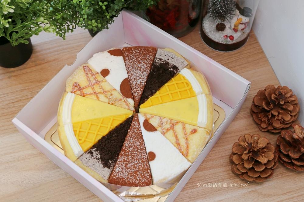2度C Ni Guo逢甲超人氣千層蛋糕|台中純手工限量千層蛋糕,入口即化綿密有層次,每週獨家口味任挑選